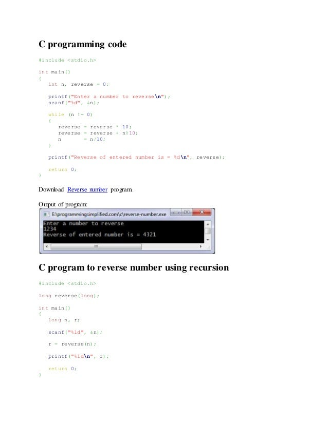Reverse a string using recursion in Java