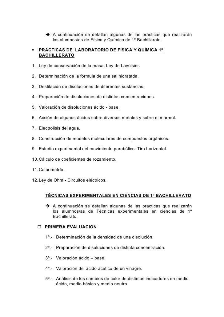 Practicas laboratorio for Marmol formula quimica