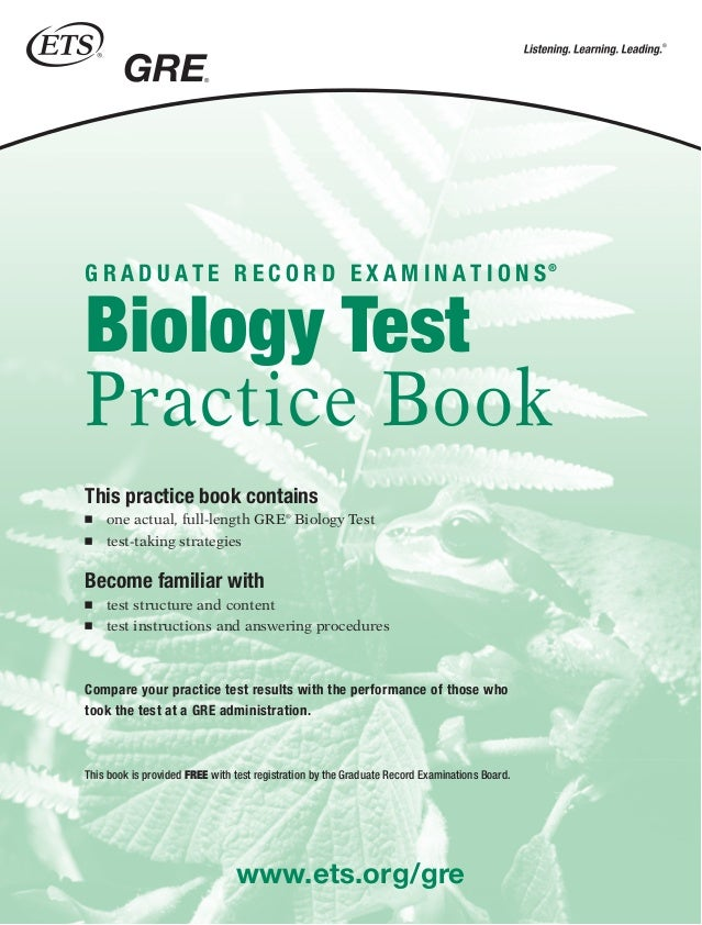 biology test The sat biology e/m subject test is a multiple-choice test with 80 questions you'll answer 60 multiple-choice questions on core principles in biology then, depending on the additional subject matter you selected, you'll answer an additional 20 multiple-choice questions on biology-e or biology-m subject matter.