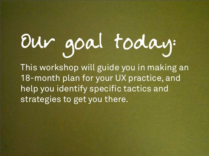 Practice Building For The UX Team of One [UXLX] Slide 3