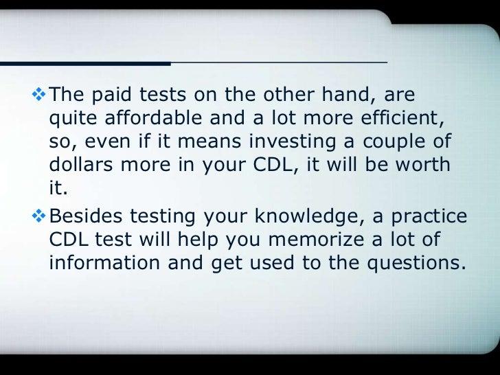How to Prepare for a CDL Permit Exam | DMV.ORG