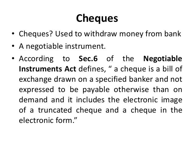 rbi guidelines for cheque clearing