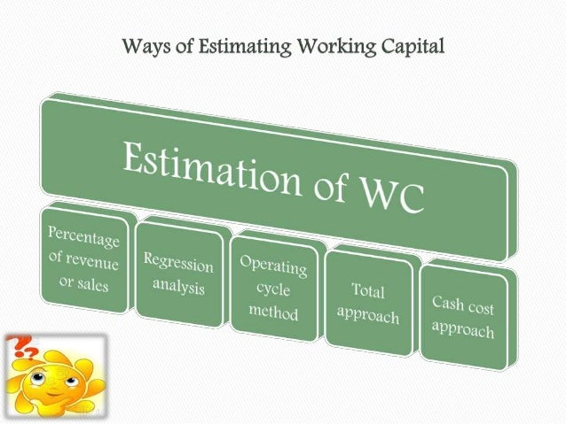 working capital management case study Here you also study the management of cash,  management of working capital is an  in that case a business may follow a policy for steady production.