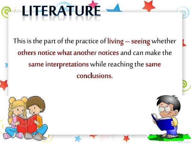 an introduction to the definition of literature Placing the literature review in the dissertation/thesis structuring the  the  key point discussed by the author: is this clearly defined 2  introduction 7.