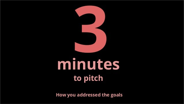 minutes to critique 2 Based on goals, not what you like 2-3 ways solves problem or meets goals 1-2 ways to improve