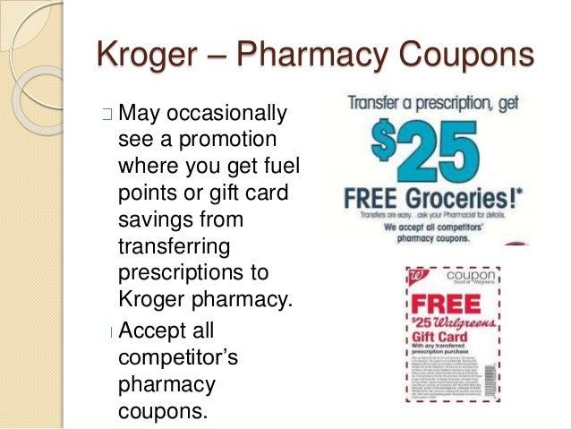Kroger pharmacy transfer prescription coupon