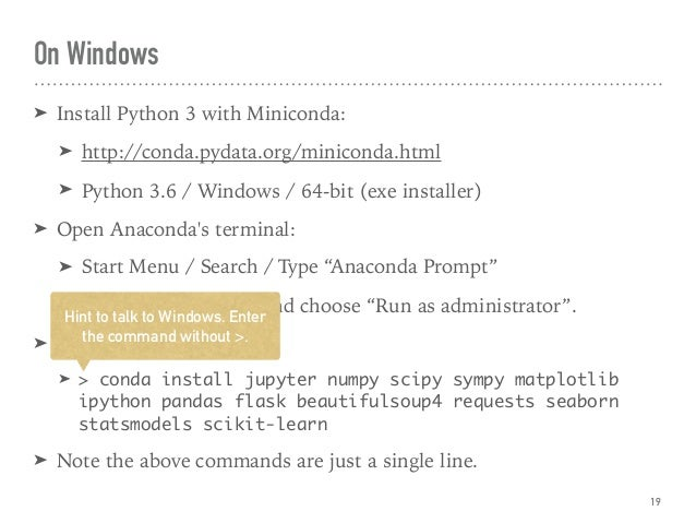 Practicing Python 3