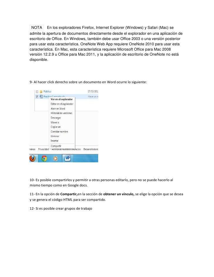 NOTA      En los exploradores Firefox, Internet Explorer (Windows) y Safari (Mac) seadmite la apertura de documentos direc...