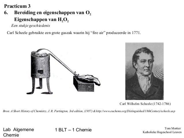 """Practicum 2 5. Bereiding en eigenschappen van H2 Kristallisatie van ZnSO4∙7H2O Een stukje geschiedenis H2 (""""inflammable ai..."""