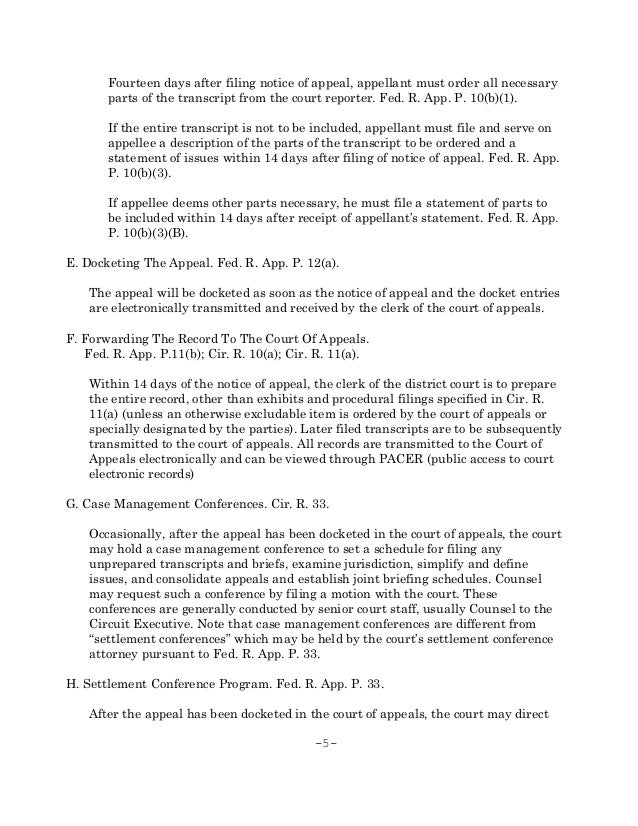 Practitioners handbook for appeals to the 7th circuit 152 pages 4 12 altavistaventures Image collections