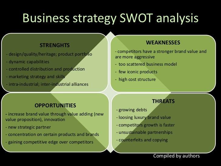 Swot Analysis Louis Vuitton Essay Sample