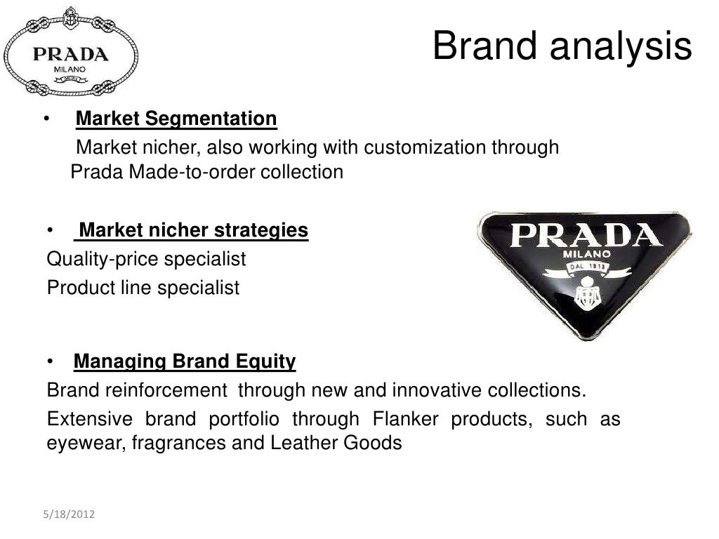 brand analysis market segmentation market