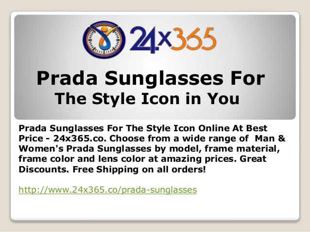 49bd1ee488 ... spain prada sunglasses for the style icon in you prada sunglasses for  the style icon online