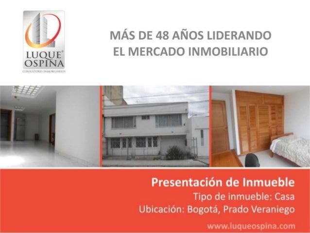 Ubicación del InmuebleBarrio: Prado VeraniegoCalle 134Autopista NorteCountry ClubCarrera 19Zona deUbicaciónde Inmueble