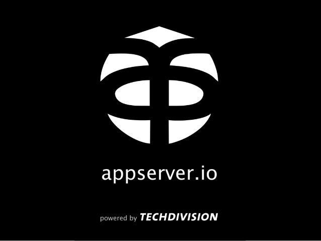 Über mich Bernhard Wick 29 Jahre jung ! Seit 2013 bei TechDivision GmbH Softwarearchitekt für appserver.io Heute mal nich...