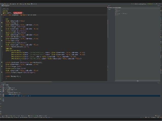 Studenten: Visualisierungen IDE: Advanced Refactoring C# ...