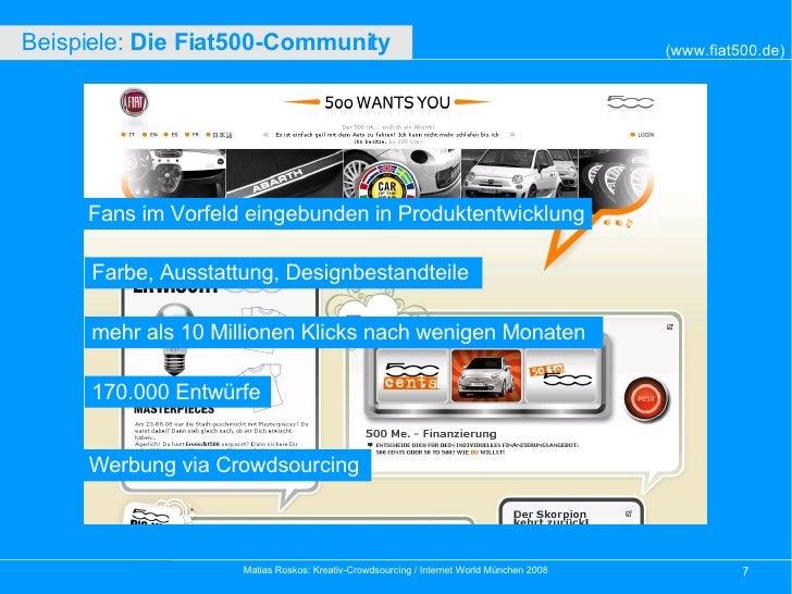 Fans im Vorfeld eingebunden in Produktentwicklung Werbung via Crowdsourcing Farbe, Ausstattung, Designbestandteile mehr al...