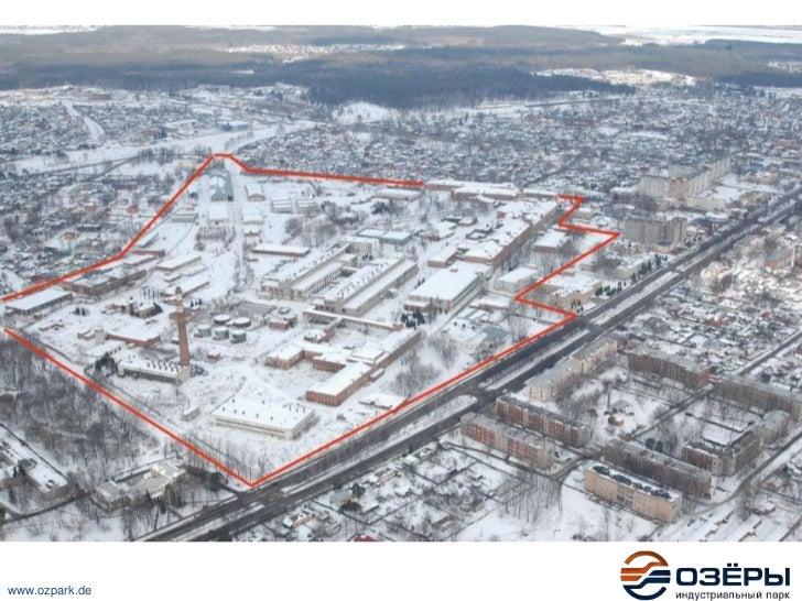 Entfernung vom Flughafen Domodedowo–105 km</li></ul>Der örtliche Arbeitsmarkt ermöglicht die Anstellung von hochqualifizie...