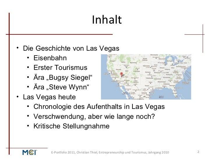 Las Vegas Referat