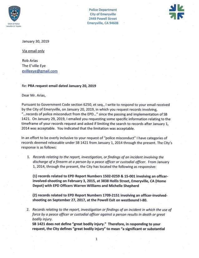 Pra evilleeye sb 1421 response signed 01 30-19.docx
