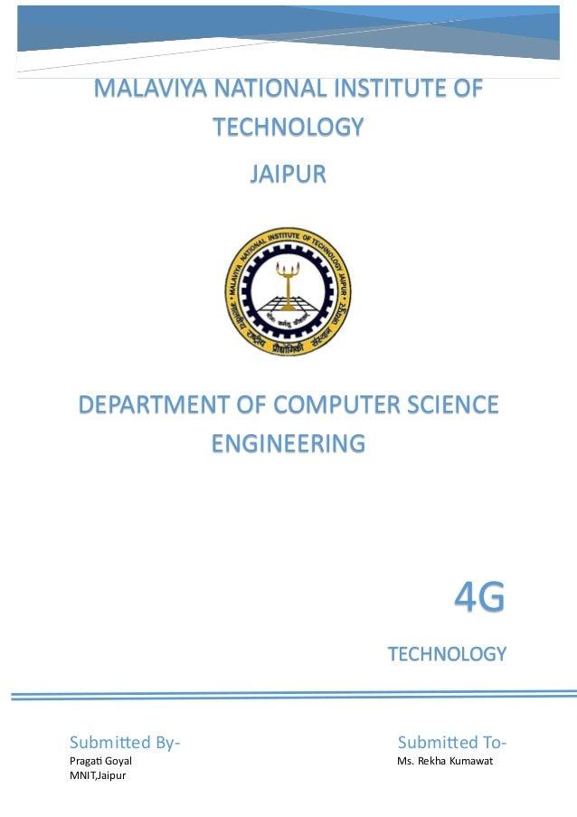 asmkdnknkdnka    MALAVIYA NATIONAL INSTITUTE OF             TECHNOLOGY                JAIPUR DEPARTMENT OF COMPUTER SCIENC...