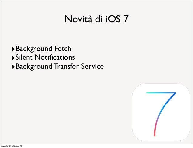 What's New in Multitasking on iOS 7 [#PragmaConf 2013]
