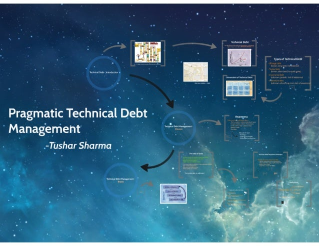 Pragmatic Technical Debt Management