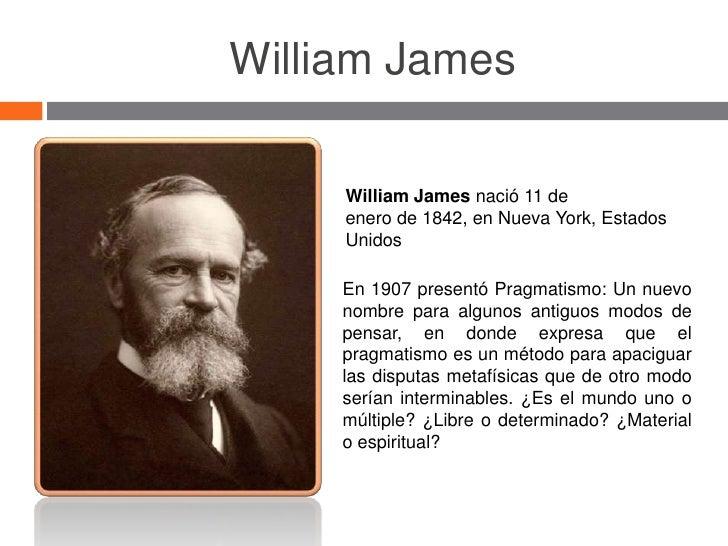 essays in pragmatism william james Get this from a library essays in pragmatism [william james alburey castell.