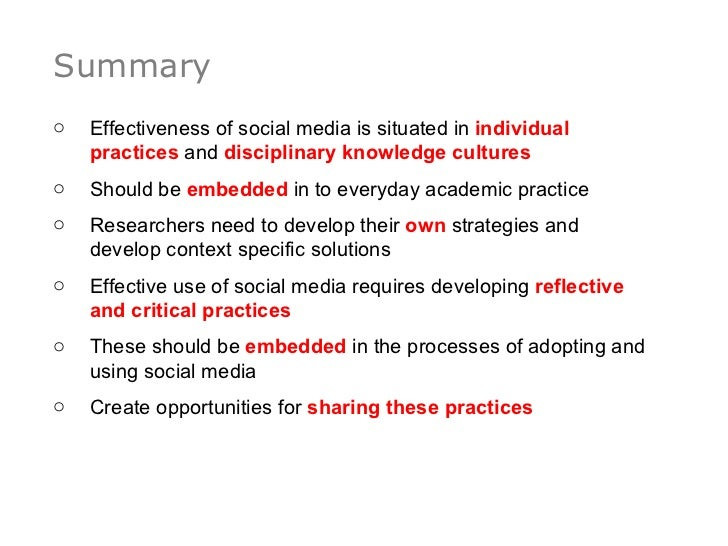 Academic Web      Reflective and Critical Practices YouTube