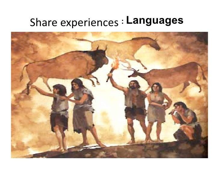 Shareexperiences : Languages                               Pragyan, February 27, 2010        © Ramesh Jain   21