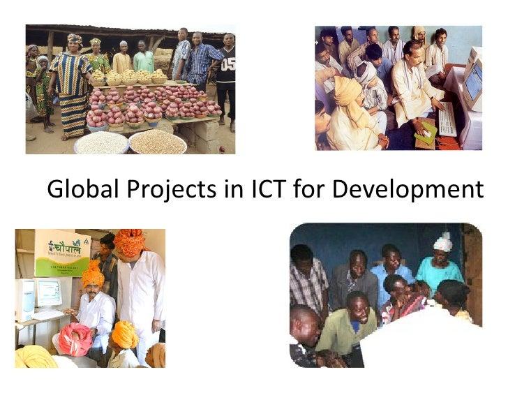 GlobalProjectsinICTforDevelopment     Pragyan, February 27, 2010       © Ramesh Jain   61