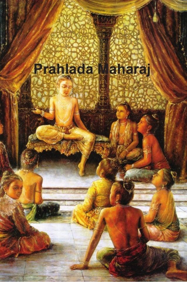 i Prahlada Maharaj