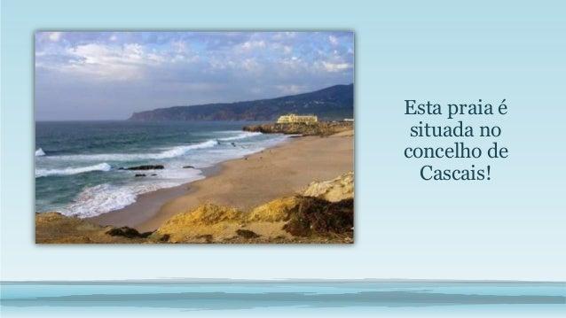 Praia da Cresmina - Leonor Garcia Slide 2