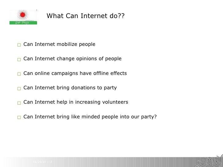 Prajarajyam Online Marketing Strategy Slide 2