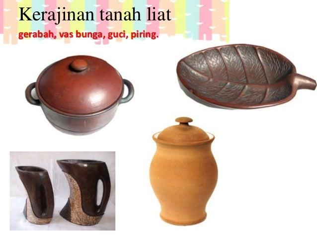 Kerajinan Tangan Dari Bahan Lunak Prakarya
