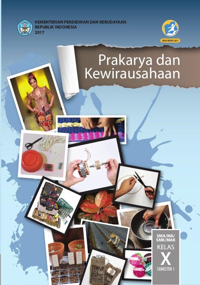 Buku Prakarya Kelas 8 Kurikulum 2013 Semester 2 Pdf