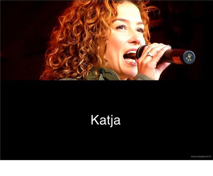 Katja          marcoraaphorst.nl