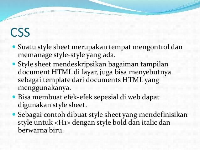 Materi CSS lanjut Slide 3