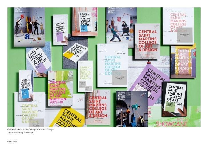 Central Saint Martins Graphic Design Short Course