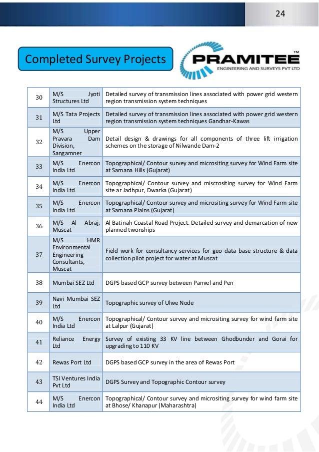 Pramitee Engineering & Surveys Private Limited, Navi Mumbai