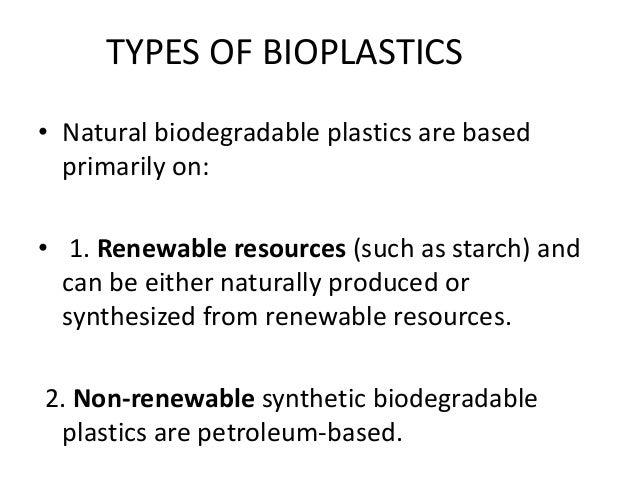Bioplastics from microorganisms using plants and