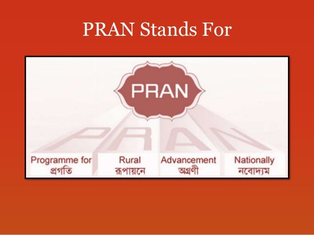 pran the largest agro food processor in bangladesh essay Free essay: pran group report on hr department executive summary  pran  pran- the largest agro food processor in bangladesh.