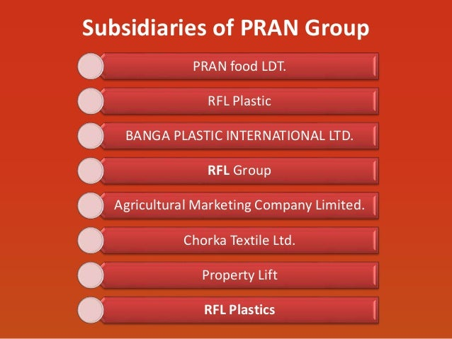 missin vision of pran group An analysis of hilton's mission of vision  since being founded by conrad n hilton in 1925, hilton hotel has expanded its presence to 104 countries.