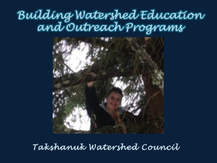 Takshanuk Watershed Council
