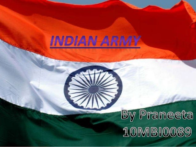 Indian Army Seal      Founded            15 August 1947 – Present      Country            India       Type              Ar...