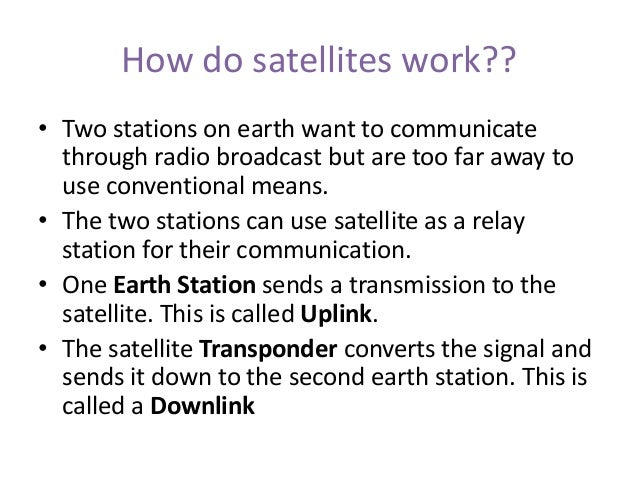 introduction of satellite communication pdf