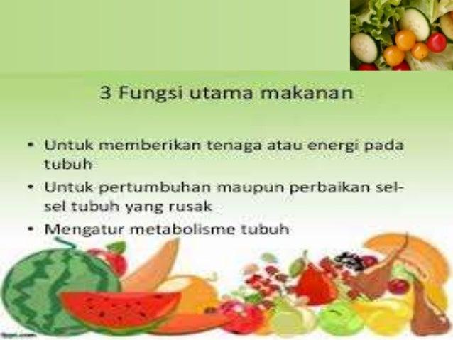 Resep Makanan Sehat Untuk Orang Tua