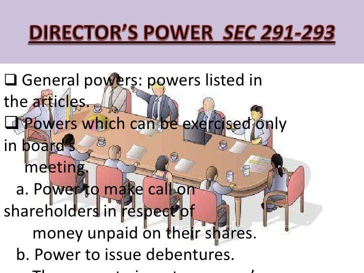 By board of directors.