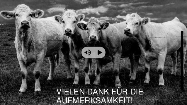 VIELEN DANK FÜR DIE  AUFMERKSAMKEIT!  15