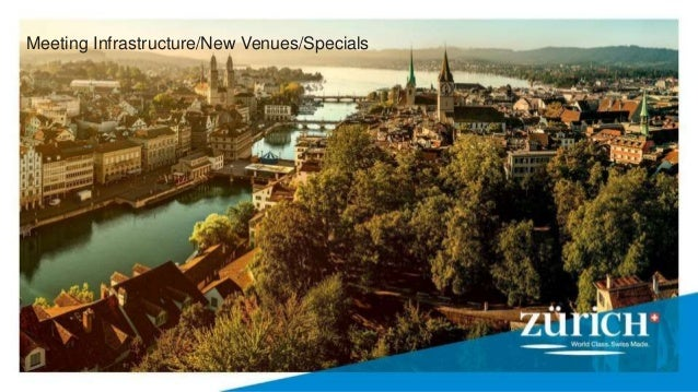 Zürich convention bureau zürich tourism mice presentation